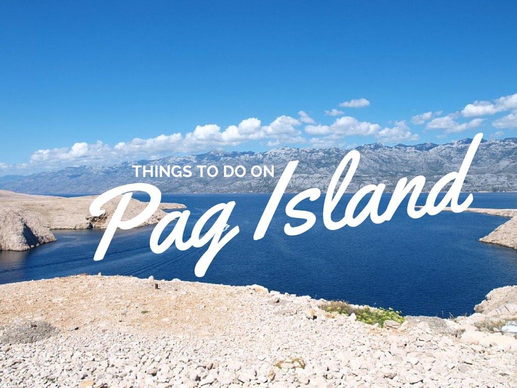 PAG ISLAND 2018 ESTATE