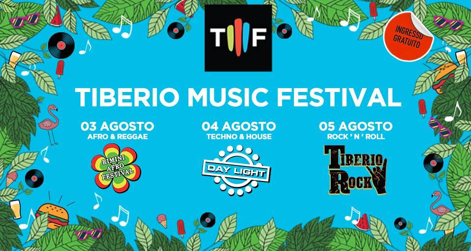 Tiberio Music Festival 2018