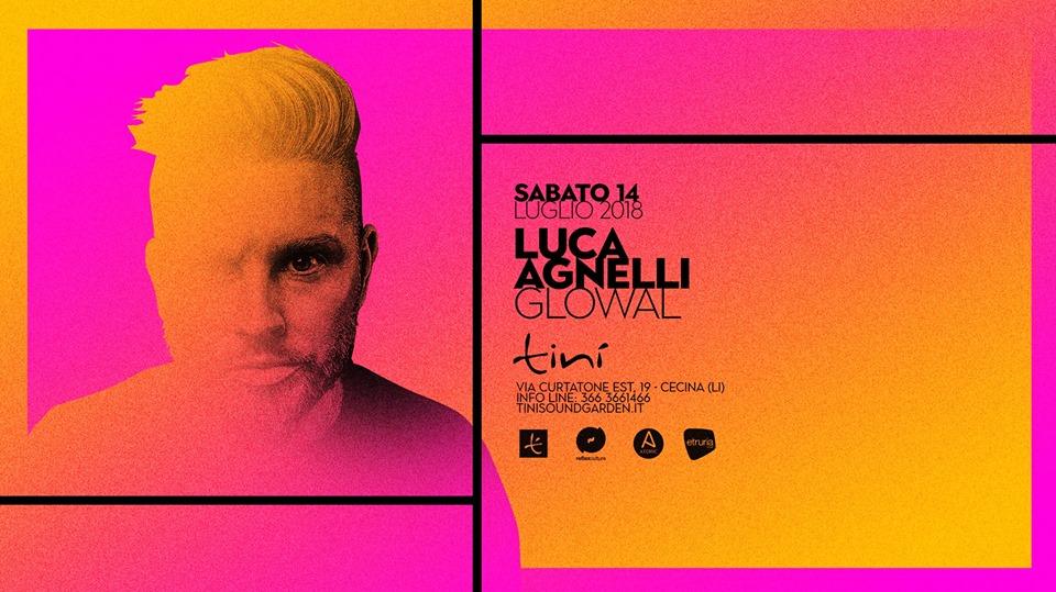 Luca Agnelli – Tinì Soundgarden – Cecina – 14 Luglio 2018