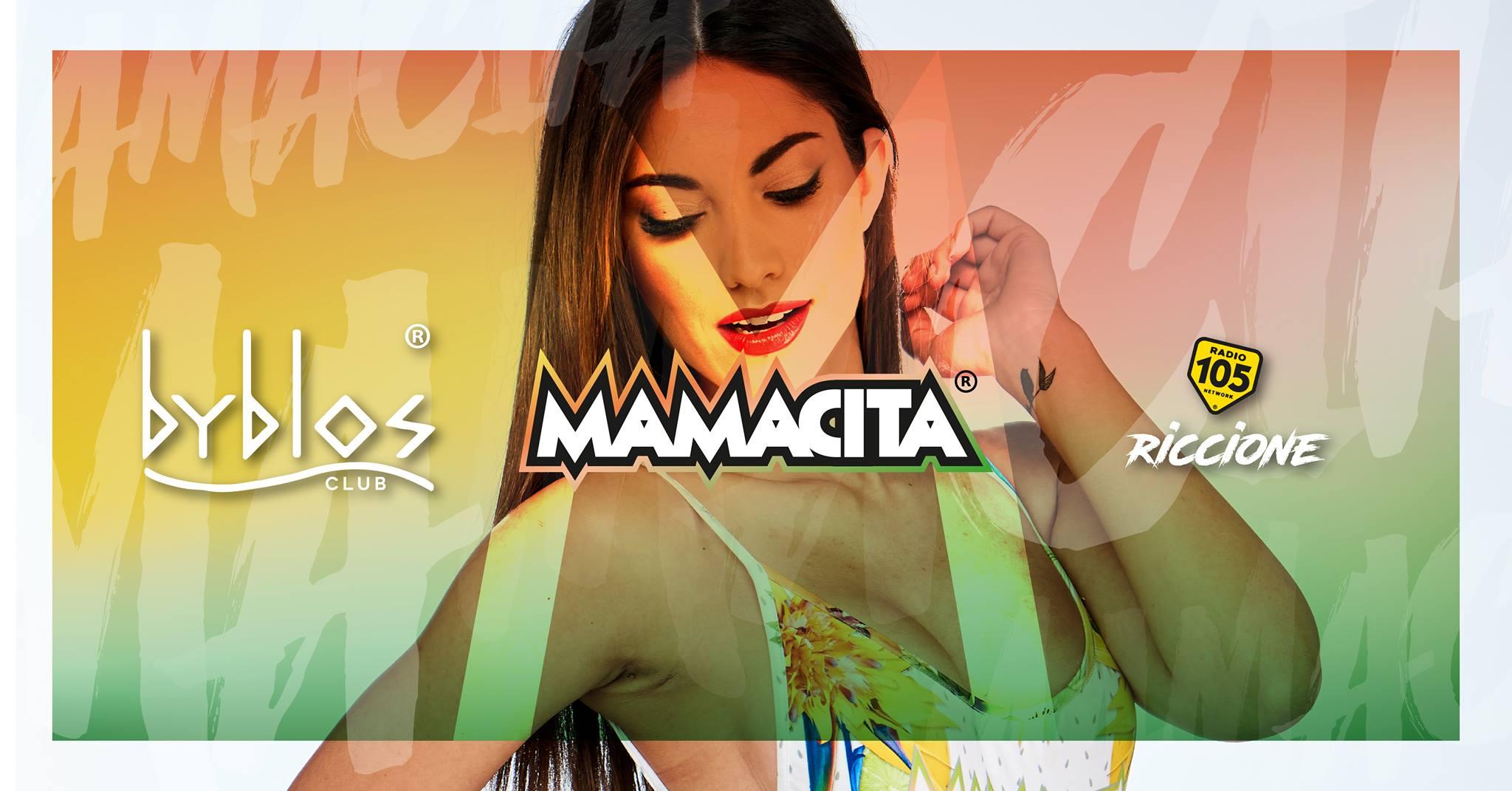Mamacita – Byblos Club – Riccione – 31 Luglio 2018
