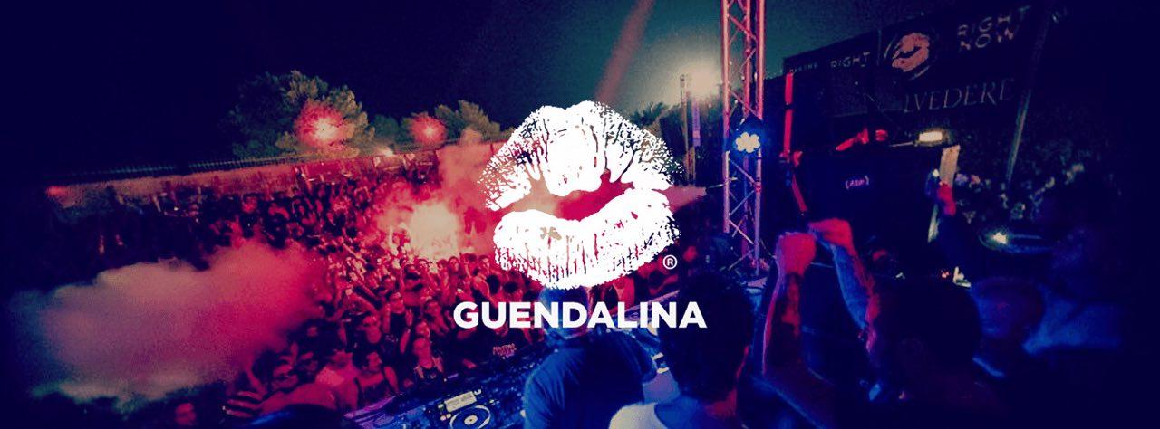 guendalina pyrex arena gallipoli estate 2018 programmazione calendario serate eventi