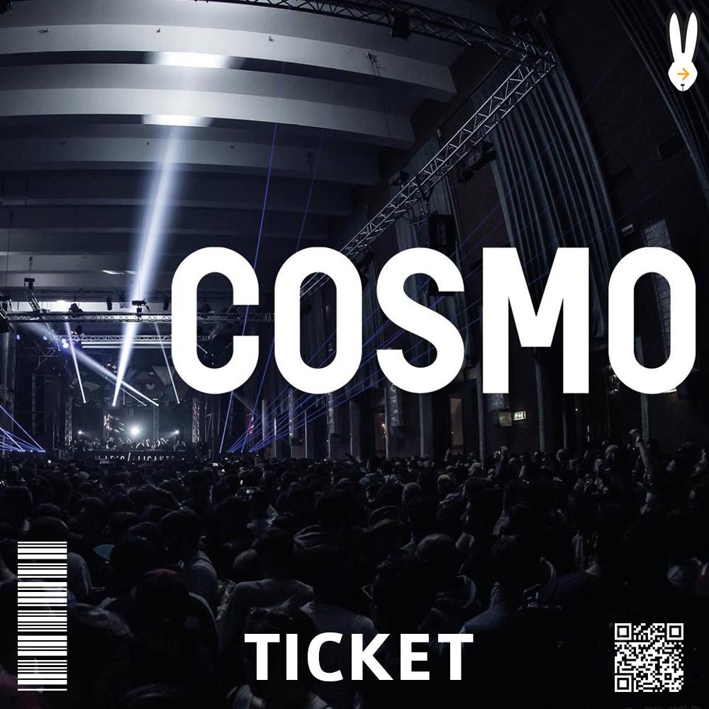 ticket cosmo festival