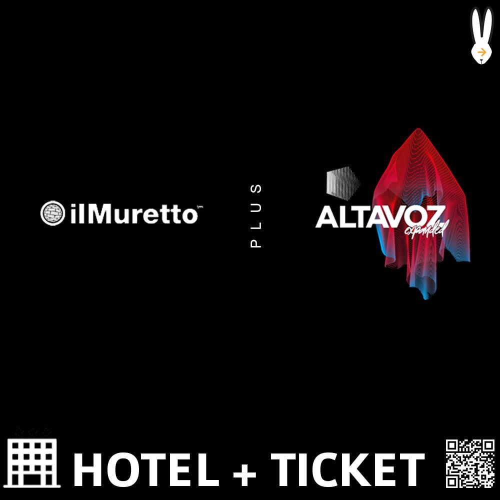 PACCHETTI HOTEL ALTAVOZ + MURETTO JESOLO