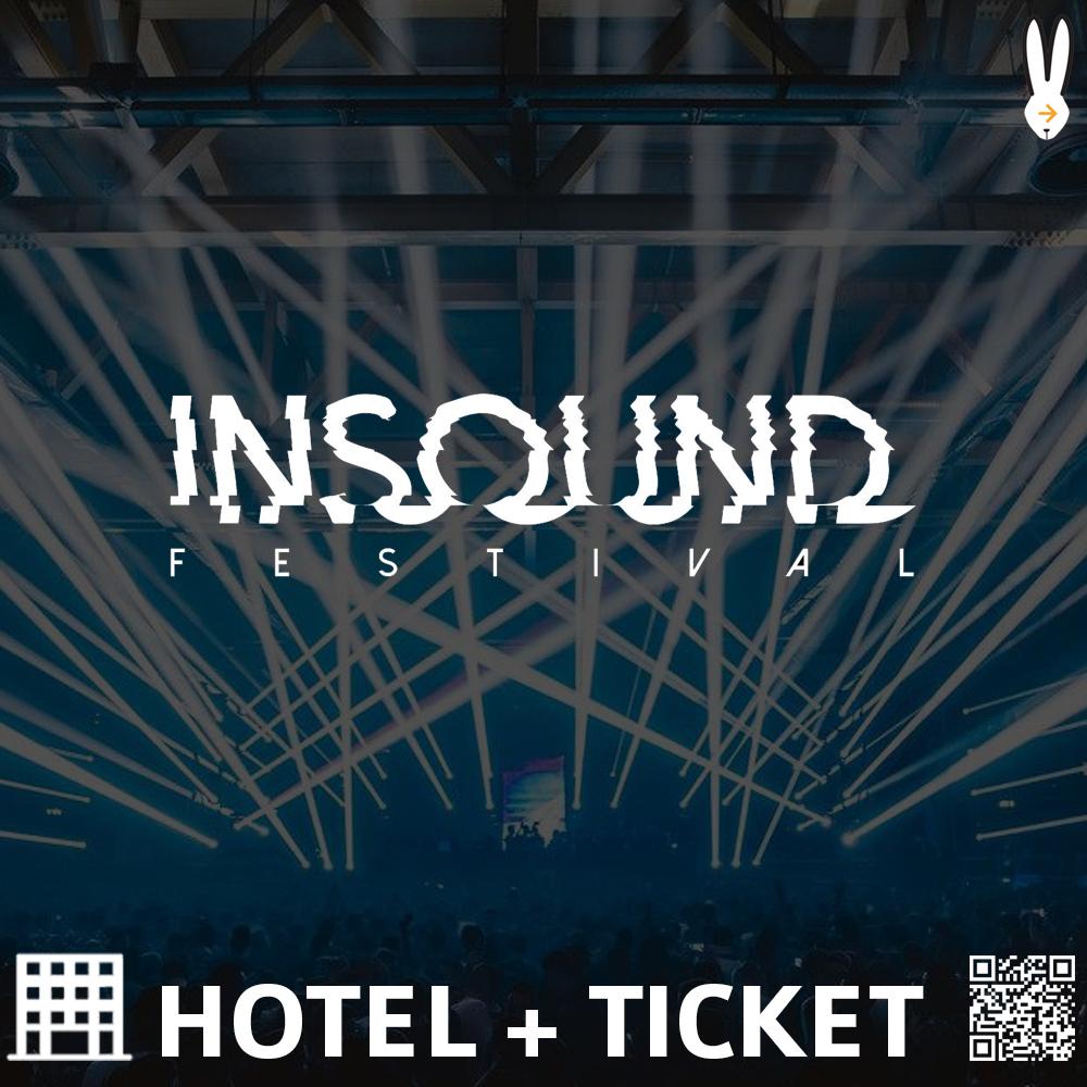 PACCHETTI HOTEL INSOUND Festival