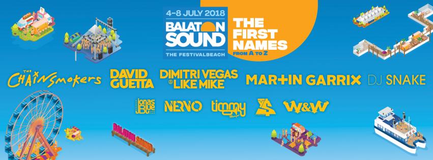 BALATON SOUND FESTIVAL 2019 | Lake Balaton – Hungary