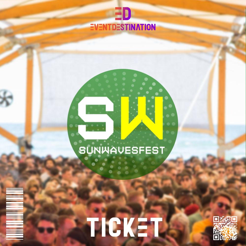 ticket SUNWAVES FESTIVAL romania