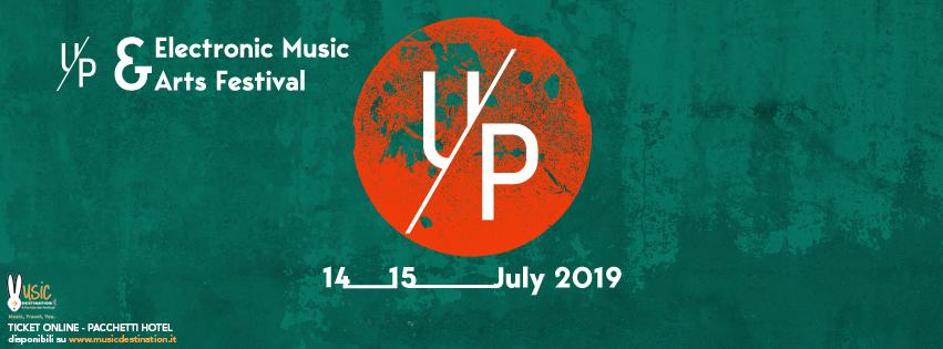 UP Festival Praga –  14 15 Luglio 2019 – Ticket Pacchetti Hotel