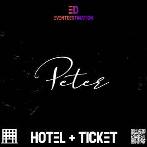 Peter Pan Club Riccione – Pacchetti Hotel + Ticket