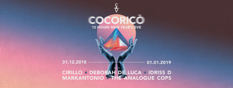 cocorico capodanno 2019