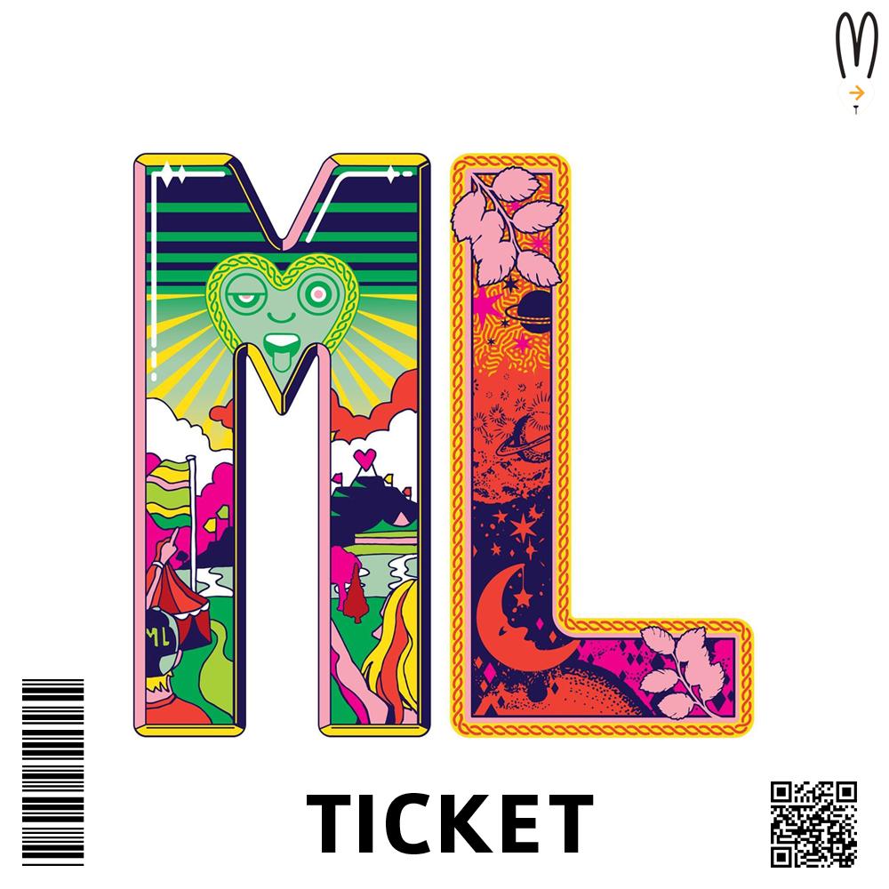 ticket MYSTERYLAND FESTIVAL