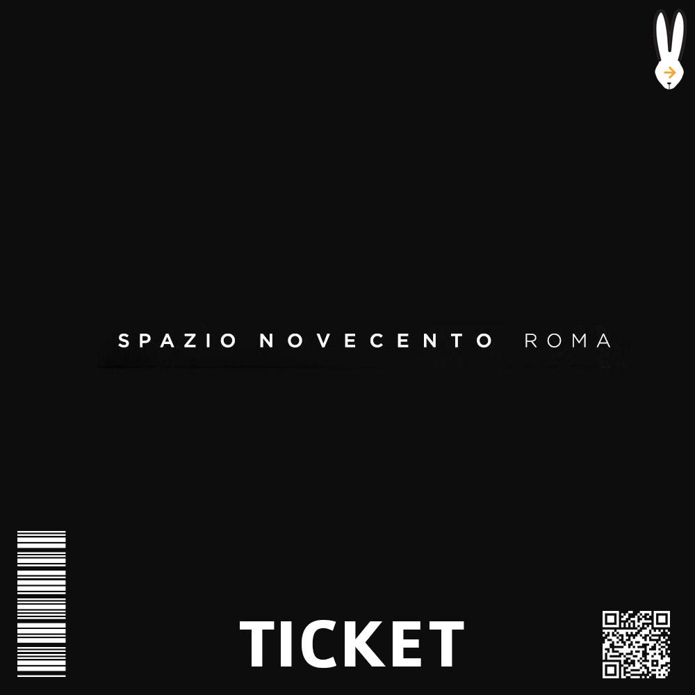 Ticket Spazio Novecento Roma