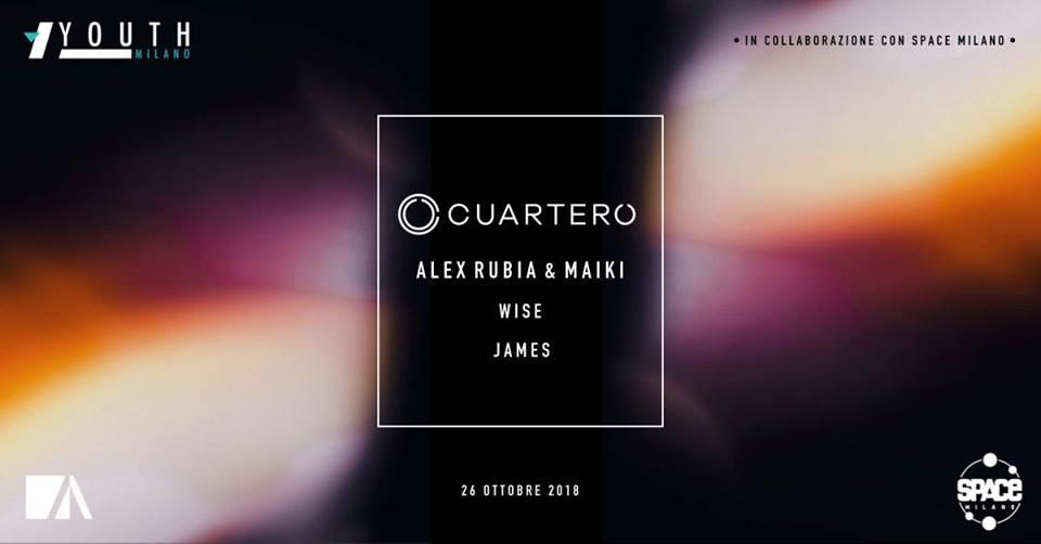 Youth Milano @ Amnesia Milano – 26 Ottobre 2018 – Ticket e Pacchetti Hotel