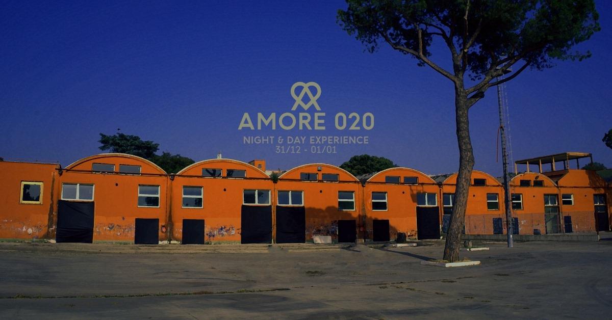 Amore Festival Roma – Capodanno 2020