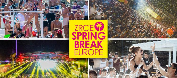ZRCE SPRING BREAK EUROPE 2020