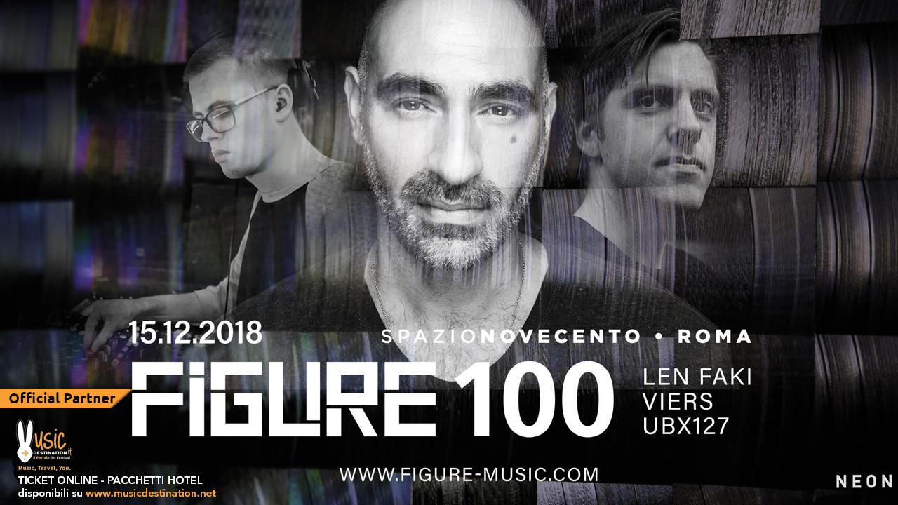 len faki spazio novecento roma 15 dicembre 2018