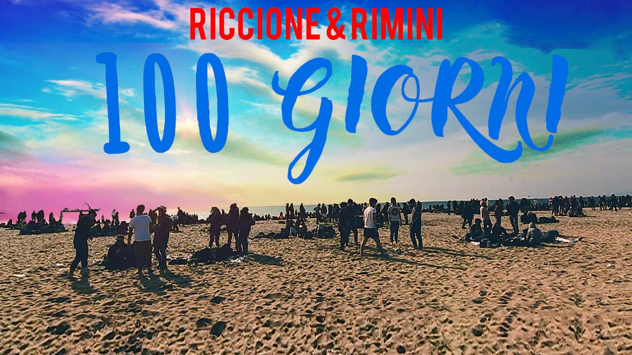 Cento Giorni all'esame 2019 Riccione e Rimini Eventi discoteca Ticket Pacchetti Hotel