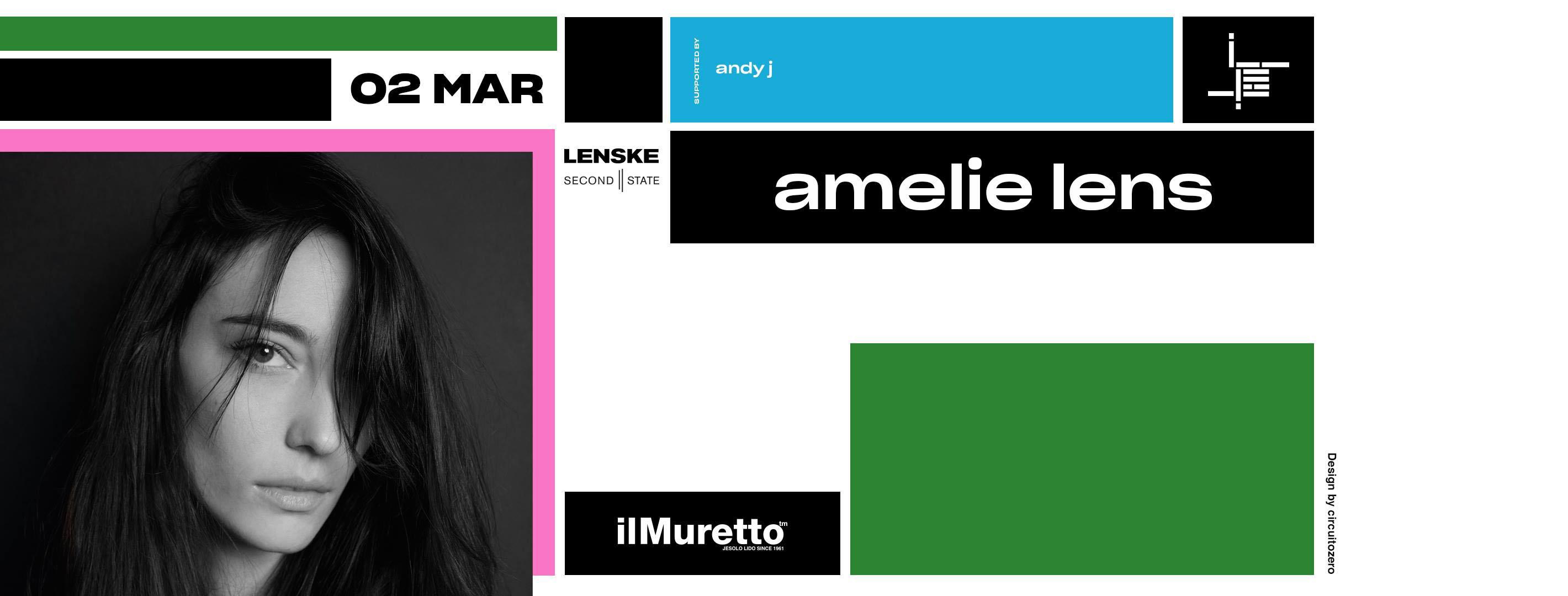Il Muretto Jesolo presenta Amelie Lens Carnevale 2019 – Ticket e Pacchetti Hotel
