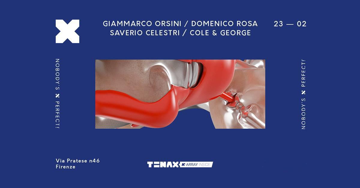 Tenax Firenze – 23 Febbraio 2019 – Ticket e Pacchetti Hotel