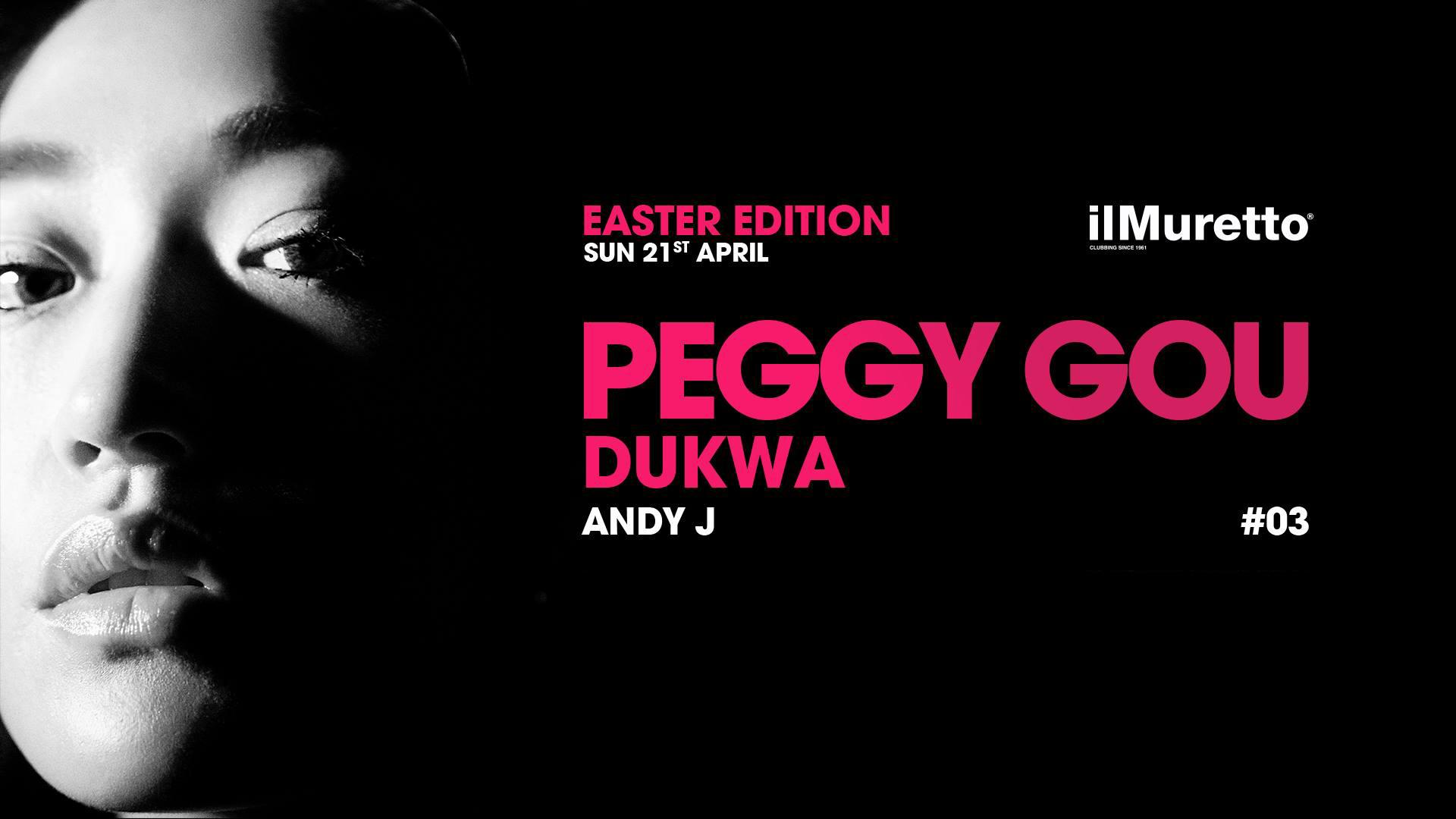 Il Muretto Jesolo Pasqua 2019 presenta Peggy Gou