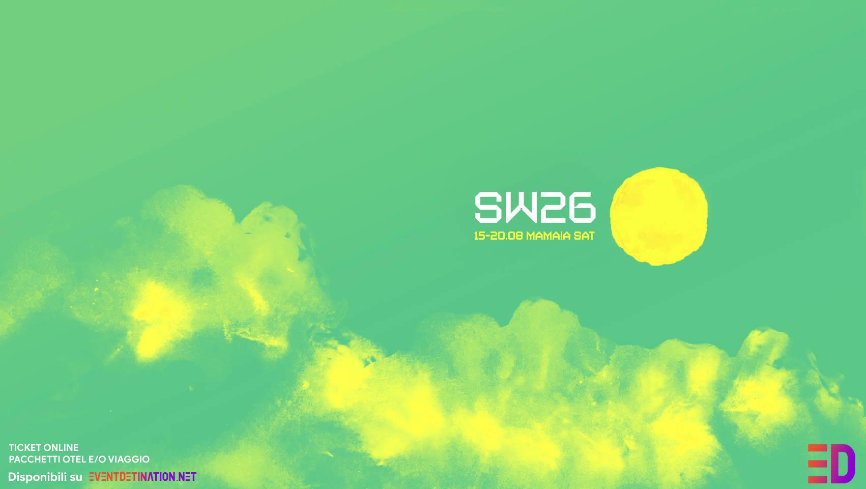 Sunwaves Festival 2019 Summer edition Mamaia – SW26 Romania – Ticket e Pacchetti Hotel
