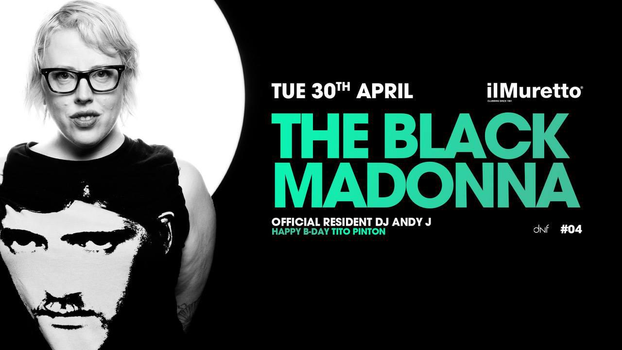 muretto jesolo 30 aprile 2019 the black madonna