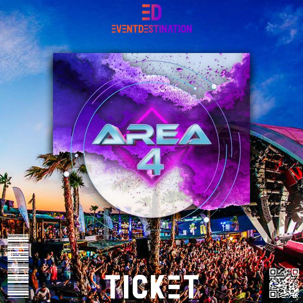 ticket area 4 festival