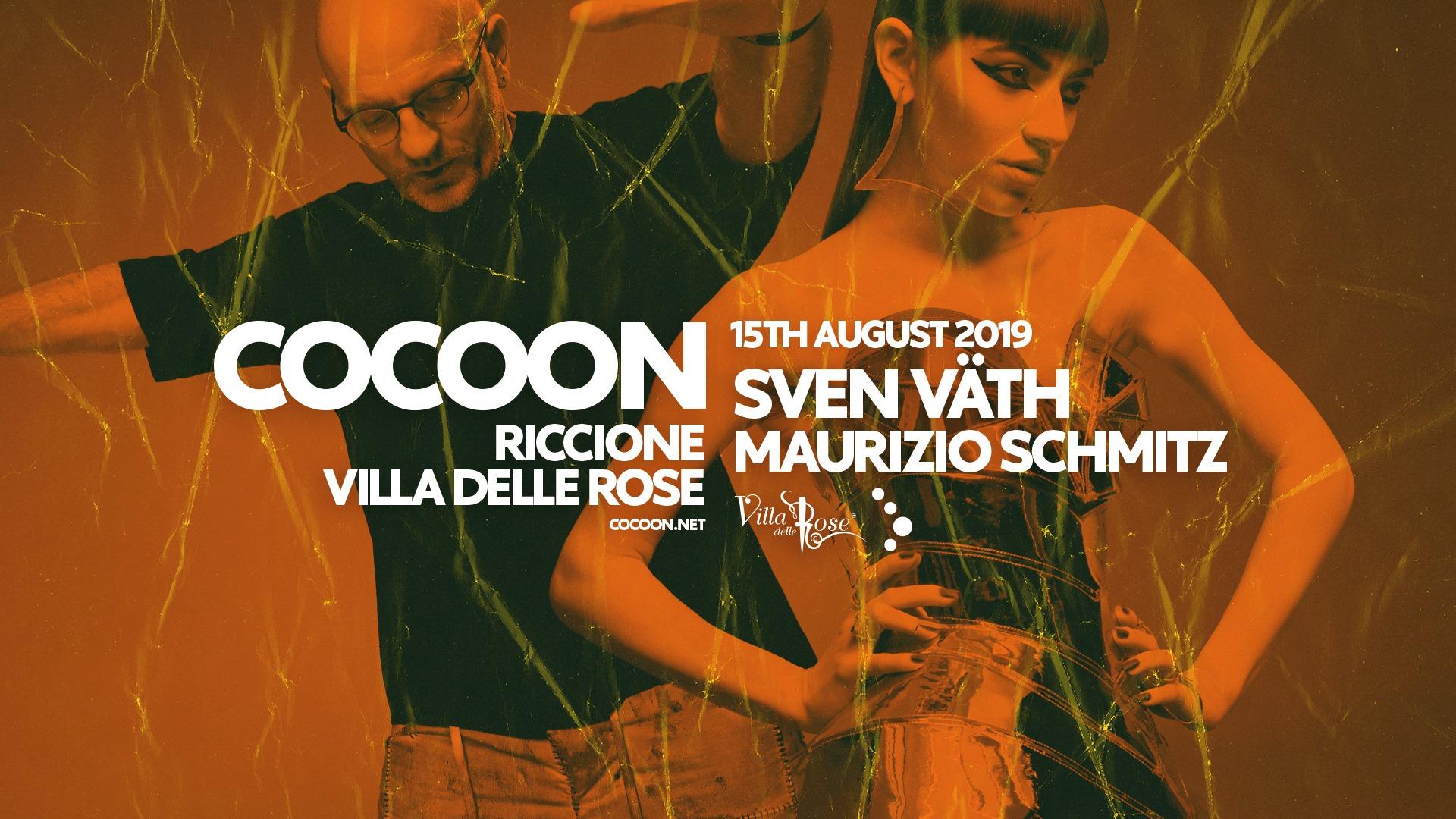 Sven Vath alla Villa Delle Rose Ferragosto – 15 Agosto 2019 – Ticket – Biglietti 18app – Tavoli e  Pacchetti Hotel