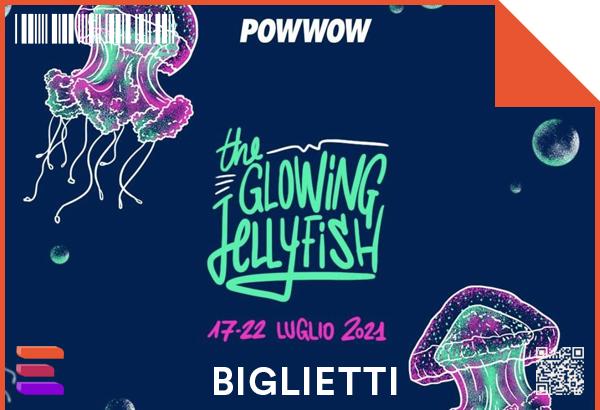 Biglietti POW WOW Festival 2022 Pag Croazia