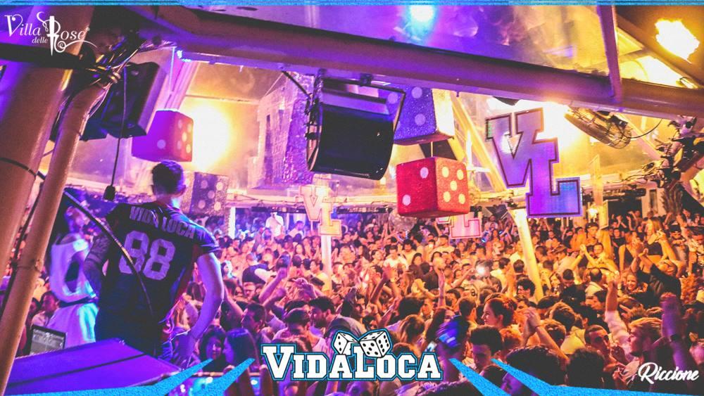 Vida Loca Villa Delle Rose – Domenica 30 Giugno 2019 – Ticket -Biglietti 18app – Tavoli – Pacchetti Hotel