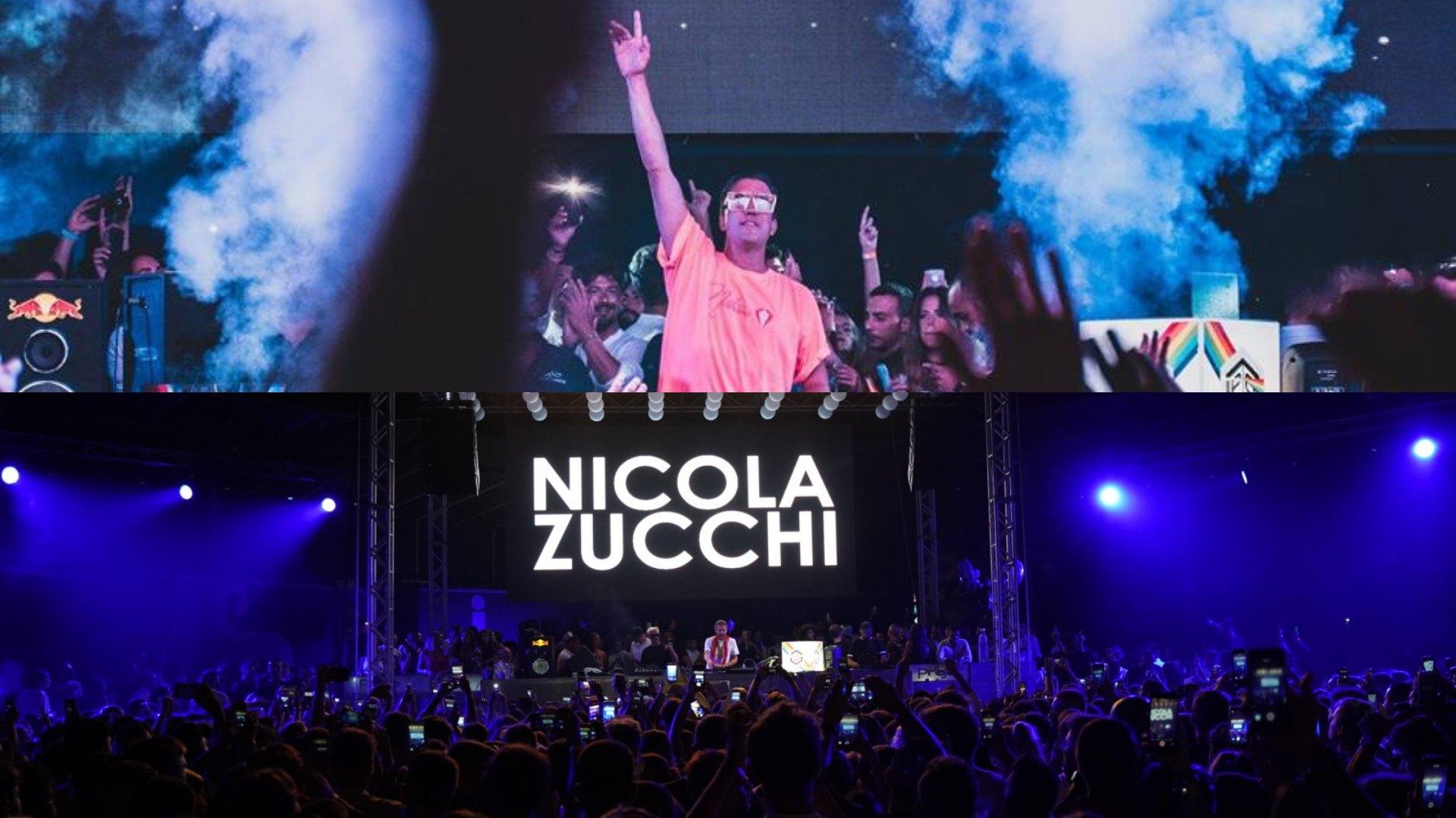 nicola zucchi and dj antonie 18 agosto praja gallipoli