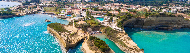 Vacanze Corfù Estate 2020 – Vacanza per giovani pacchetti con Hotel Case Vacanza e Viaggio