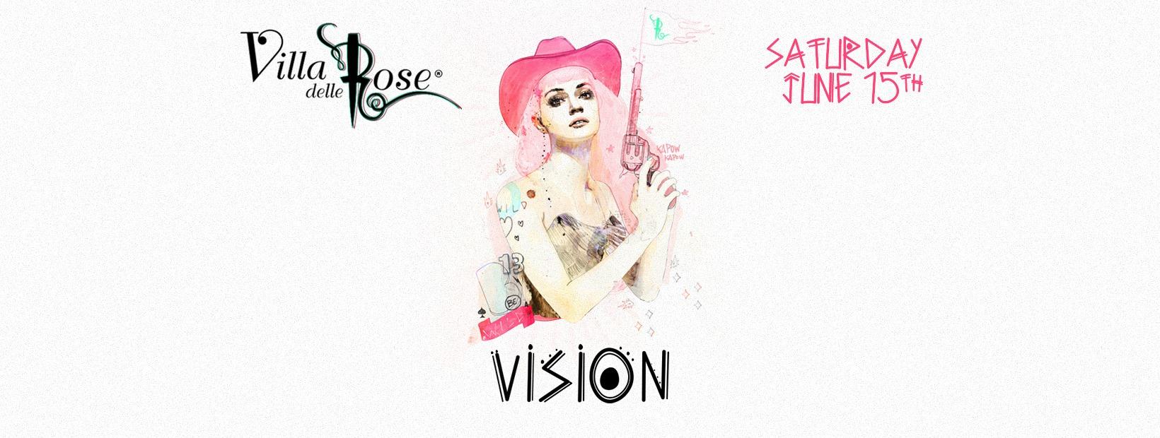 villa delle rose vision
