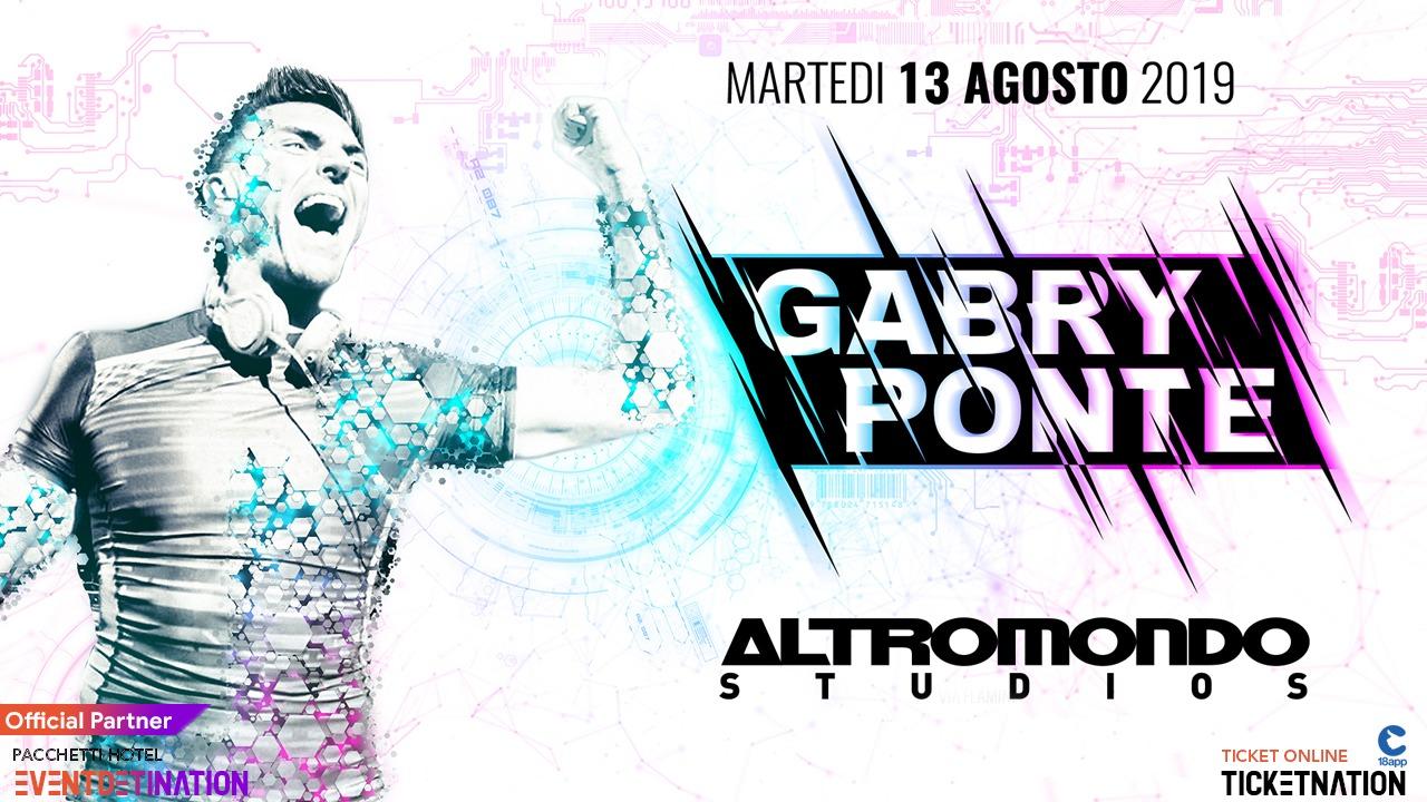 GABRY PONTE ALTROMONDO STUDIOS