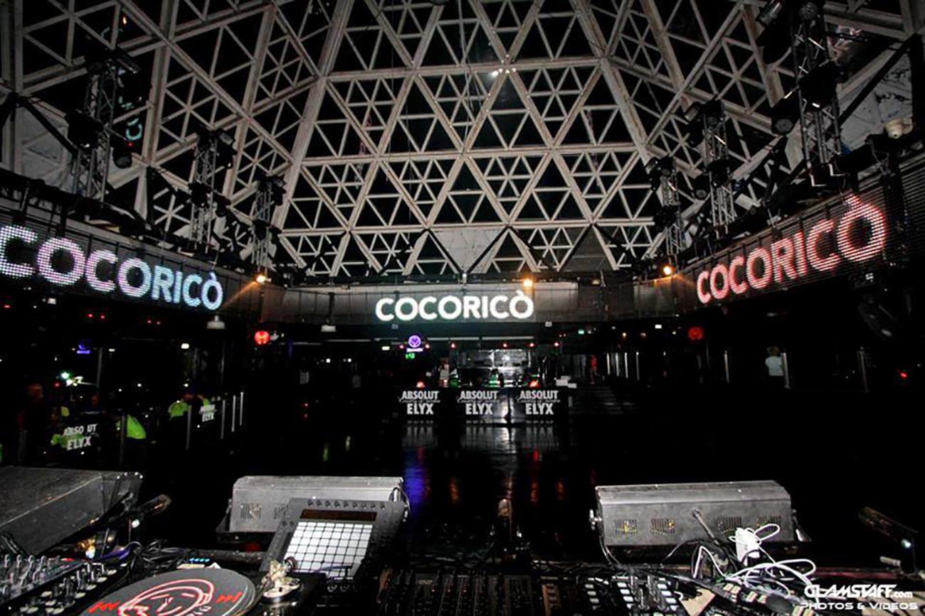 Discoteca Cocorico, Interessati a comprarlo molti gruppi internazionali del settore,  Riaprirà ?