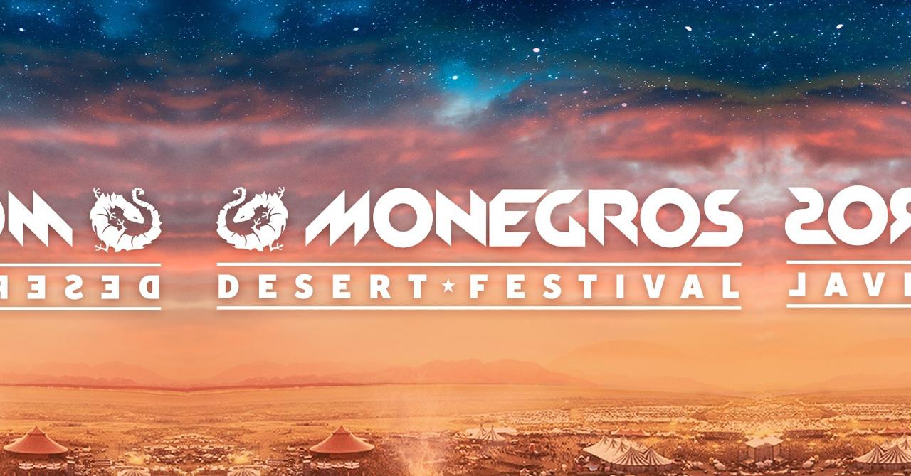 monegros festival 2020