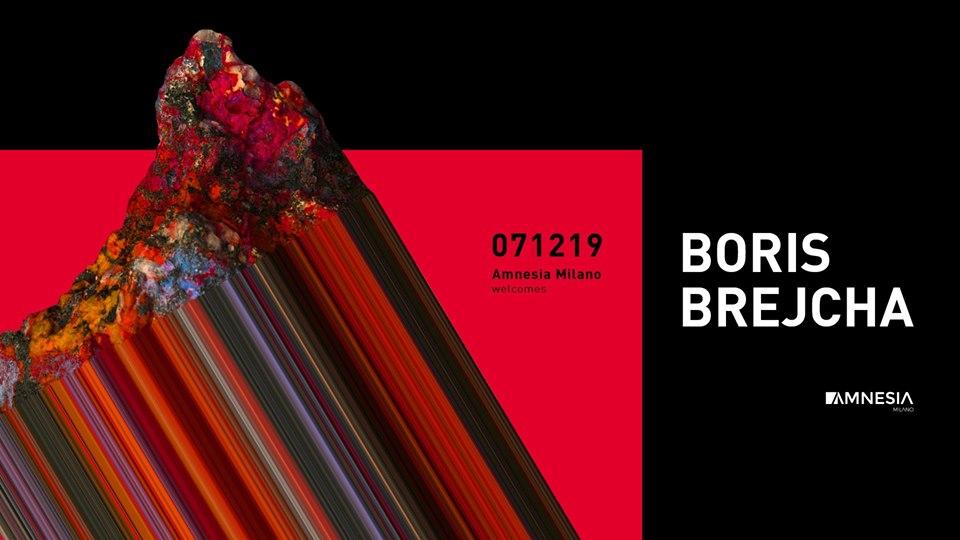 Amnesia Milano – Sabato 7 Dicembre 2019 – Boris Brejcha – Ticket – pacchetti hotel