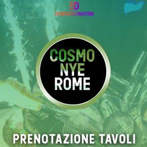 Tavoli Cosmo Festival 2020