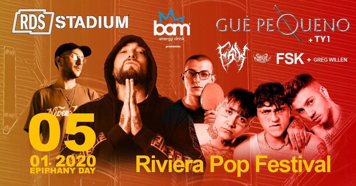 riviera pop festival rds stadium rimini