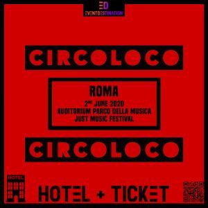circoloco roma 2020 pacchetti hotel