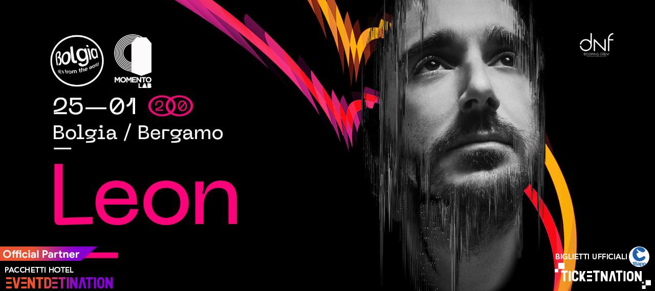 Leon Bolgia Bergamo 25 01 2020 – Ticket Biglietti 18app Tavoli Pacchetti Hotel