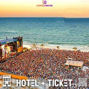 Reggaeton Beach Festival Rimini Pacchetti Hotel