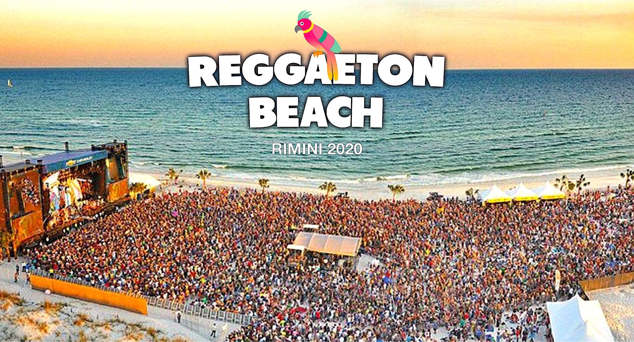 Reggaeton Beach Festival Rimini Beach Arena – 31 07 2020 – Ticket -Biglietti 18app – Pacchetti Hotel [ evento non confermato ]