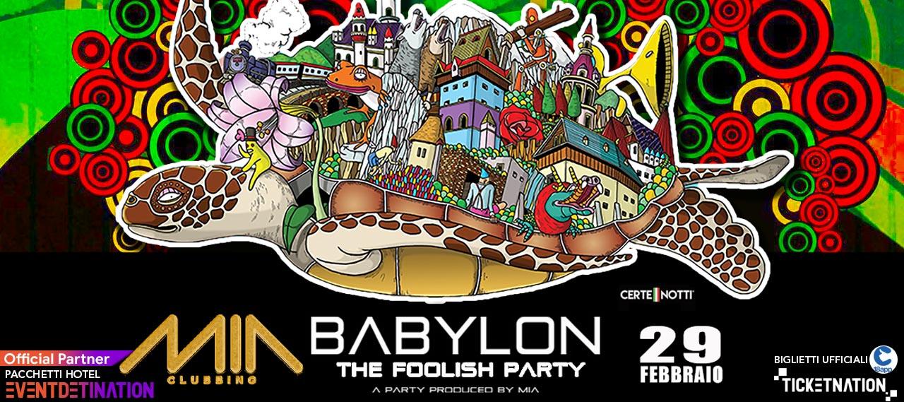 mia clubbing porto recanati babylon party