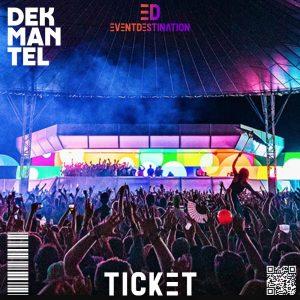 Ticket Dekmantel festival