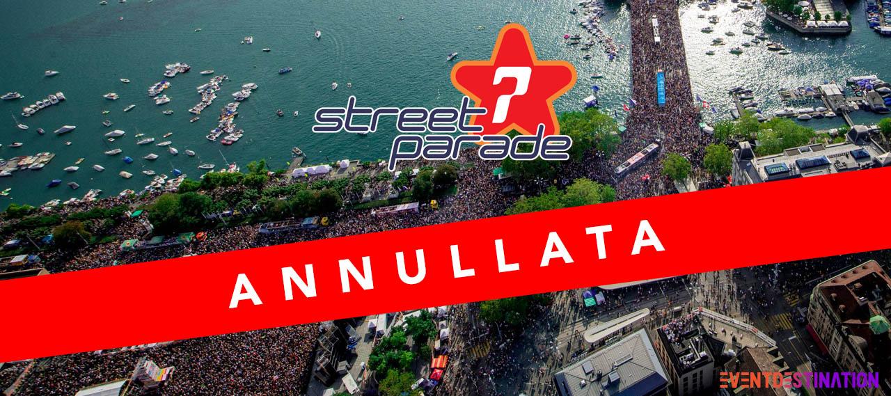 street parade 2020 annullata causa coronavirus covid-19