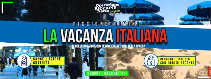 la vacanza italiana banner