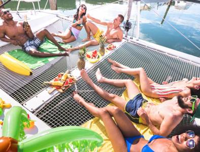 festa in barca riccione rimini sea discovery 2