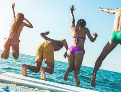 festa in barca riccione rimini sea discovery 4