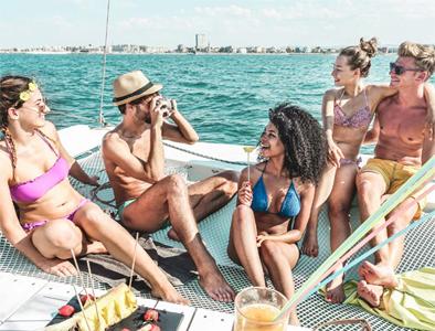 festa in barca riccione rimini sea discovery