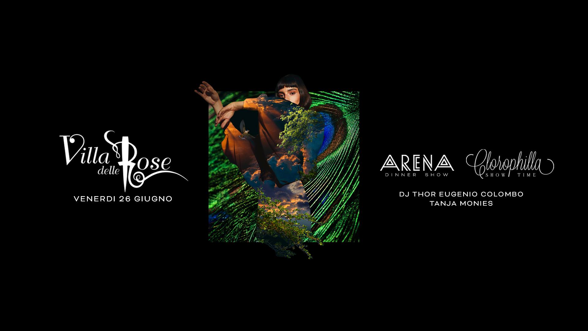 villa delle rose 26 giugno 2020